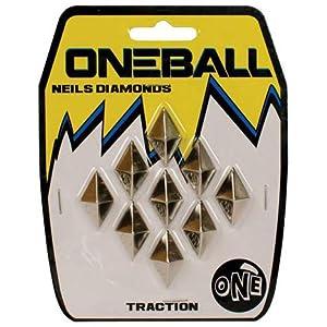 Stomp Pad oneballjay Neil S Diamonds-Metal 1/2 X 9 Piece