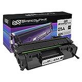 SPEEDYINKS Kompatibel HP CE505A HP 05A Schwarz-Laser-Tonerkartusche für HP LaserJet P2035, P2035n, P2050, P2055d, P2055dn und P2055X Drucker