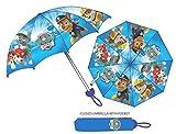 Paw Patrol Kinder Regenschirm Taschenschirm Schirm (Paw Patrol)