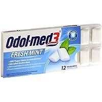 Odol Med 3 Fresh Mint Kaugummi 12 St