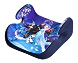 Osann Kinderautositz Autositzerhöhung Booster Topo Luxe Disney Frozen blau, 15 bis 36 kg, ECE Gruppe 2 / 3, von ca. 3 bis 12 Jahre, mit integrierter Gurtführung