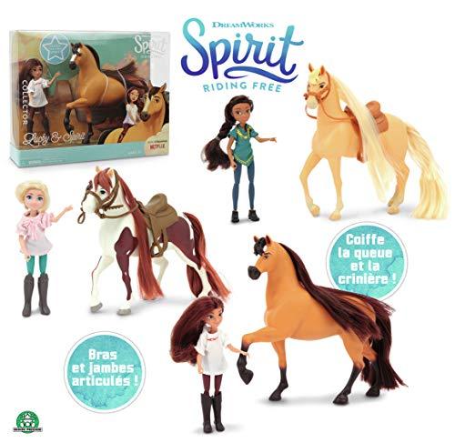Giochi Preziosi Spirit PRT00 muñeca - Muñecas, Femenino, Chica, 3 año(s), China, 07/08/18