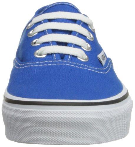 Vans U Authentic - Baskets Mode Mixte Adulte Bleu (Skydiver/True White)