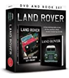 Land Rover DVD/Book Gift Set