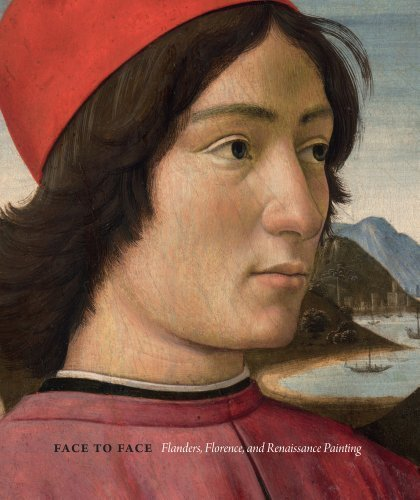 Face to Face: Flanders, Florence, and Renaissance Painting by Nuttall, Paula (2013) Hardcover