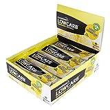 Carbzone Barretta Proteica Low Carb, Cheesecake Limone - Confezione da 12 Pezzi