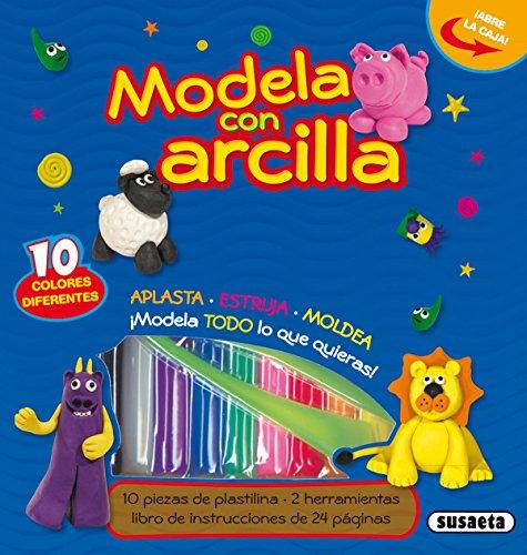Modela con arcilla (Cajas creativas)