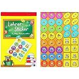 Lehrer-Stickerbuch