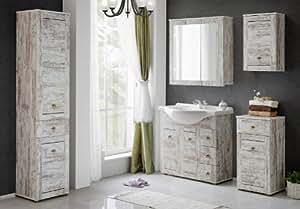 Set di mobili da bagno