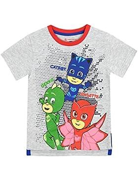 PJ Masks Camiseta Para Niño - Catboy Owlette Gekko