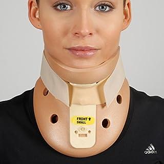 ArmoLine Philadelphia Neck Collar Support Disc Hernia Osteoarthritis Brace Medical Grade Small Medium Large Men Women Cervical Posture (M)
