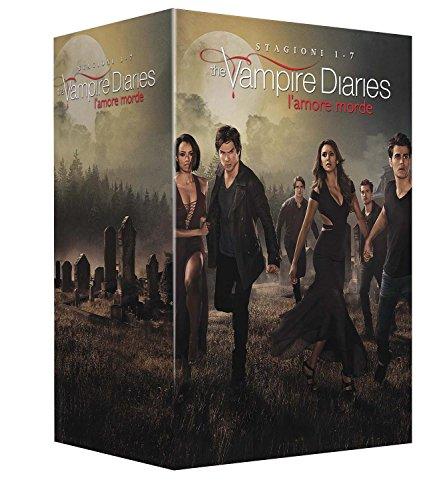 THE VAMPIRE DIARIES - STAGIONI 1-7 - COFANETTO (35 DVD) – EDIZIONE ITALIANA