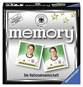 Ravensburger Memory 26688 - DFB Die Mannschaft 2016, Kartenspiel