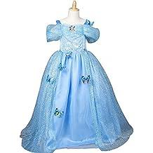 Eyekepper - Traje de Disfraz de Princesa para Niña