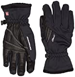 Ziener Kinder Isabelle Gws PR Lady Glove Multisport Multisporthandschuhe, Black, 6