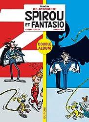 Spirou et Fantasio - Diptyques - tome 1 - Diptyque Spirou et Fantasio 1