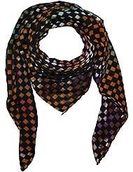 Superfreak® Baumwolltuch Karo Muster °Tuch°Schal°100x100 cm°100% Baumwolle ° alle Farben!!!
