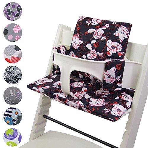 BambiniWelt, cuscinetto di ricambio per seggiolone Stokke Tripp Trapp, riduttore di seduta