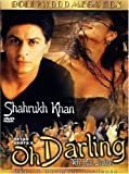 Bollywood Mega Box - Oh Darling & Bollywood Musik Clips & Shahrukh Khan Live Concert Clips [3 DVDs] - Shah Rukh Khan