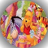 Premium Esspapier Tortenaufleger Tortenbild Geburtstag Winnie Pooh N14