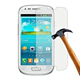 0,3mm 9H Hartglas/Panzerglas / Displayschutzglas/Tempered Glass/Panzer Glas Folie/Schutzglas / Glasfolie/Verbundenglas für Samsung Galaxy S3 Mini i8190