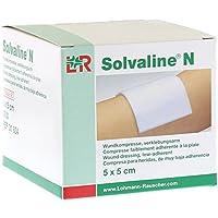 Solvaline N Kompressen 5x5 cm Steril, 25 St preisvergleich bei billige-tabletten.eu