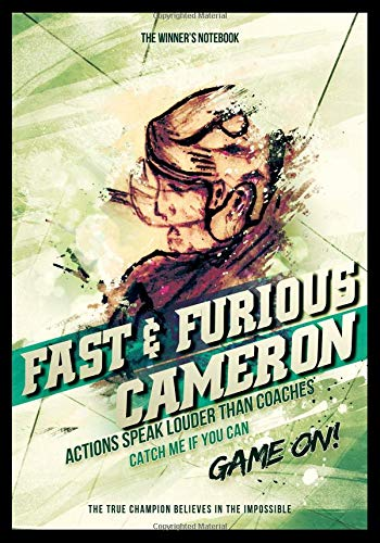 Fast & Furious Cameron - Actions Speak Louder Than Coaches: The Winner's Notebook (Inspirational Hockey, Band 1) -
