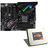 AMD Ryzen 7 2700X / ASUS ROG Strix X470-F Gaming Mainboard Bundle | CSL PC Aufrüstkit | AMD Ryzen 7 2700X 8X 3700 MHz, GigLAN, 7.1 Sound, USB 3.1 | Aufrüstset | PC Tuning Kit