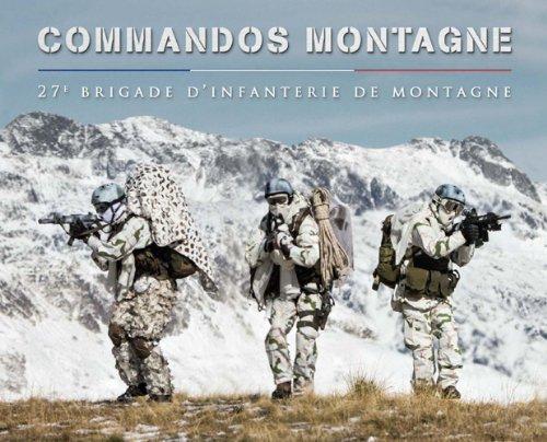 Commandos montagne : 27e brigade d'infanterie de montagne