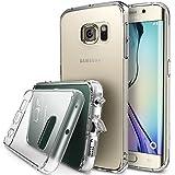 Galaxy S6 Edge Coque - Ringke FUSION ***Tous les Nouveaux Capuchon Anti-Poussière & Chute ...