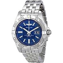Breitling A49350L2/c806ss 41Galáctico de la Hombres Esfera Azul Reloj