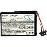 Cameron Sino High Quality 1250mAh Battery BL-L1230 for Airis T610, T620, T920, T920A, T920E, T920EF