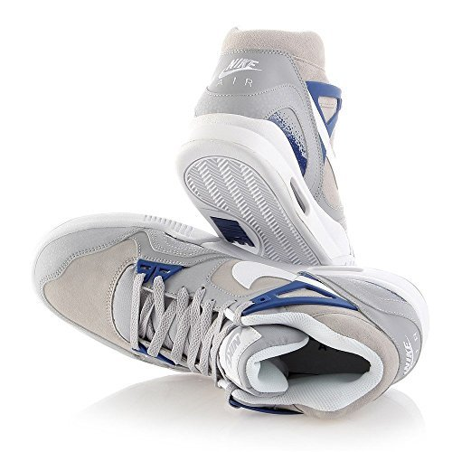 Nike Air Challenge II Retro Sneakers White Blue Azzuro-Grigio