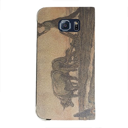 vintage-credit-lyonnais-portafoglio-mesh-flip-custodia-protectiva-in-pu-pelle-wallet-case-cover-shel