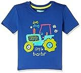 #6: nauti nati Baby Boys' Starred Regular Fit T-Shirt (NSS18-930-2Y_Royal-Blue)