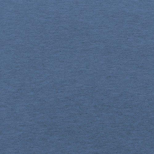 Theraline My7 Bezug aus hochwertigem Jersey für Seitenschläferkissen melange (melange-navy)