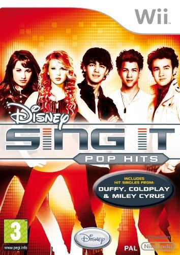 Disney Sing It: Pop Hits (wii)