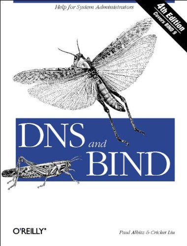 DNS and BIND, 4th Edition  (en anglais) par Albitz