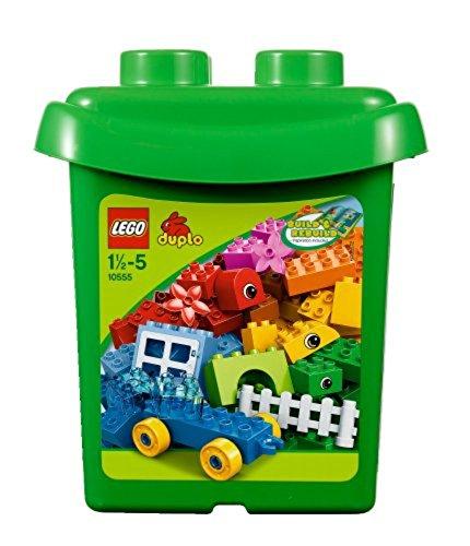Lego Eimer Duplo (LEGO Duplo 10555 - Bausteine-Eimer)
