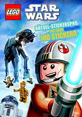 LEGO® Star WarsTM Rätsel-Stickerspaß mit über 180 Stickern