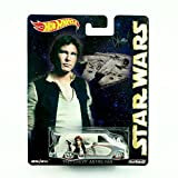 1985 CHEVY ASTRO VAN * HAN SOLO * Hot Wheels 2015 Pop Culture STAR WARS Series Die-Cast Vehicle by Pop Culture