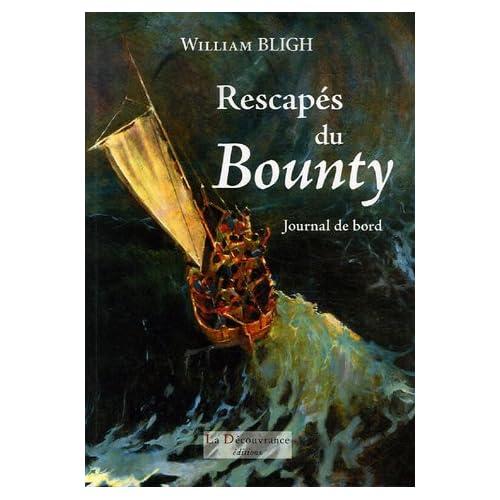 Rescapés du Bounty: Journal de bord