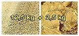 Terrarium Sable clair/Argile Argile–Sable 25kg + 5kg