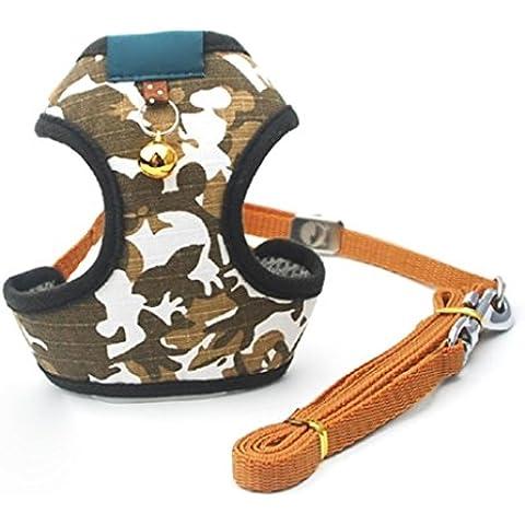 Forniture per PET trazione della corda cane catena cane corda guinzaglio animali cintura di sicurezza , green , m - Canine Controllo Del Peso