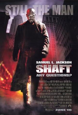 Shaft Affiche du film Poster Movie Hampe (27 x 40 In - 69cm x 102cm) Style A