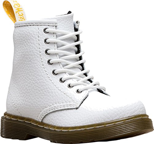 Dr. Martens Brooklee Boot (Toddler) Bright White