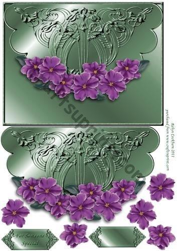 violetas-africanas-esmeralda-vieira-sobre-frente-de-la-tarjeta-por-robyn-cockburn