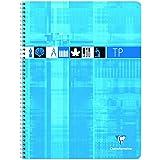 Clairefontaine Metric Cahier de travaux pratique 24 x 32 80 Pages Couleurs Assortis