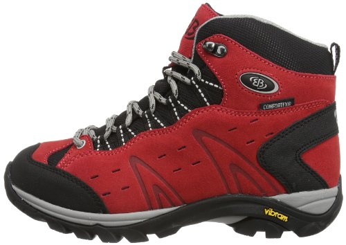 Bruetting MOUNT BONA HIGH, Damen Trekking & Wanderstiefel, Rot (ROT), 39 EU (6 Damen UK)