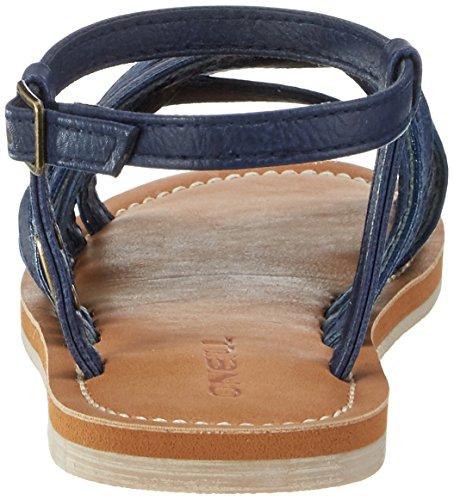 O'Neill - Fw Braided Sandal, Scarpe con cinturino Donna Blu (Atlantic Blue)